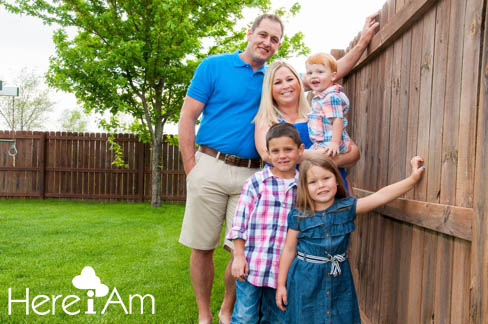 Building Stronger Family events