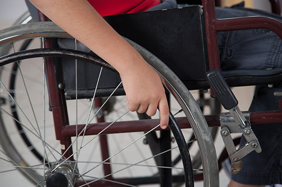 Medical supplies and medications - wheelchair