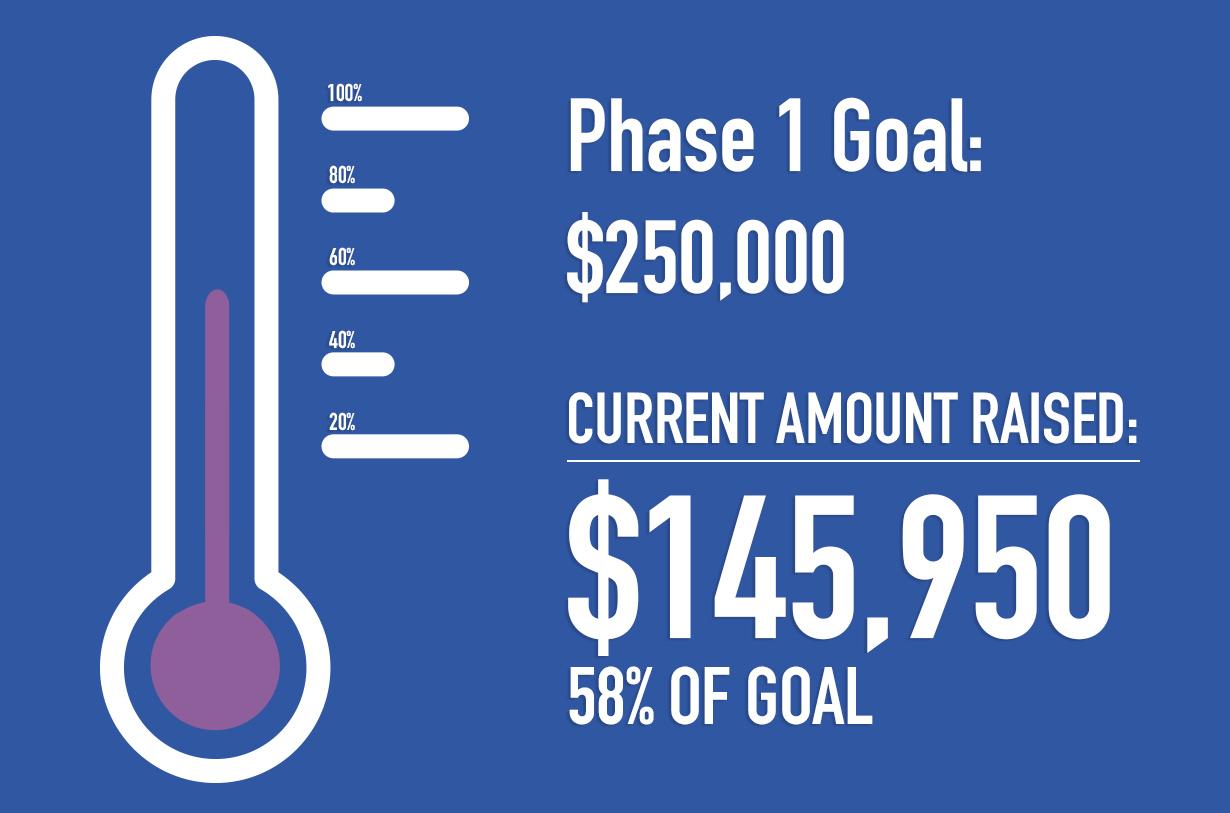 HIA Campaign Goal 58 percent update